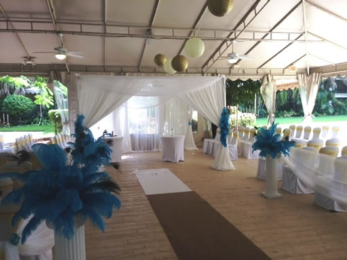 Pavillon Ceremony